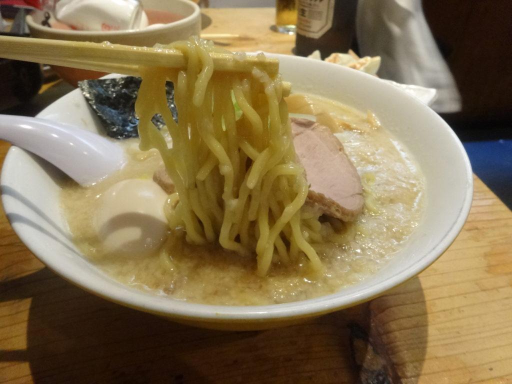 野方ホープ@目黒 麺