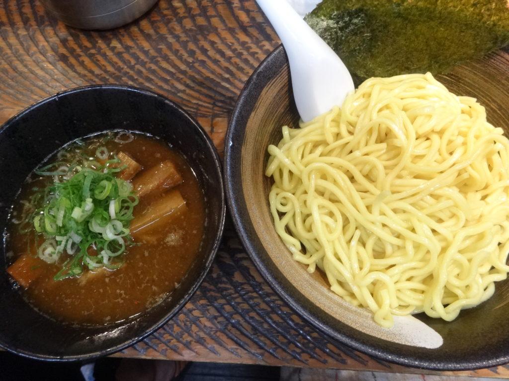 瞠@恵比寿(つけ麺)