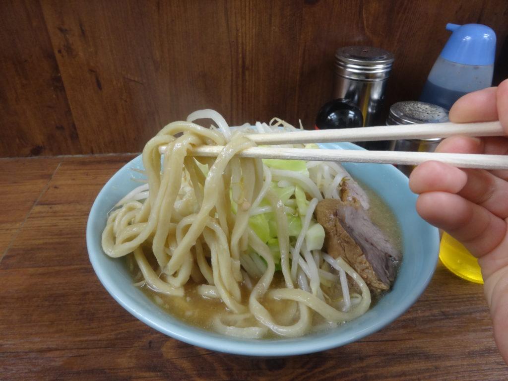 二郎池袋 麺