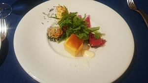 リストランテ イル バンビナッチョ 前菜