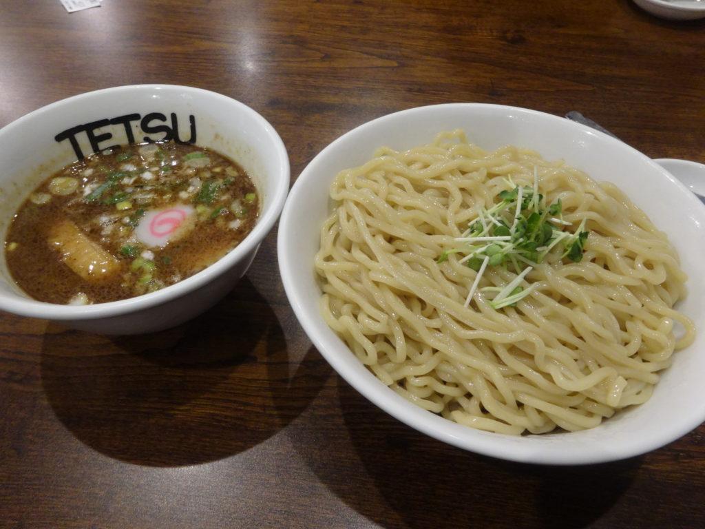 つけめんTETSU@御徒町 つけ麺