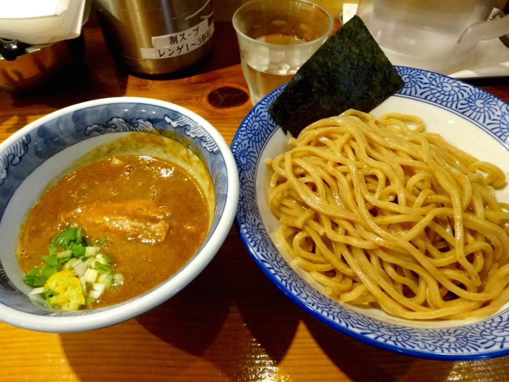 道玄坂マンモス@渋谷 つけ麺