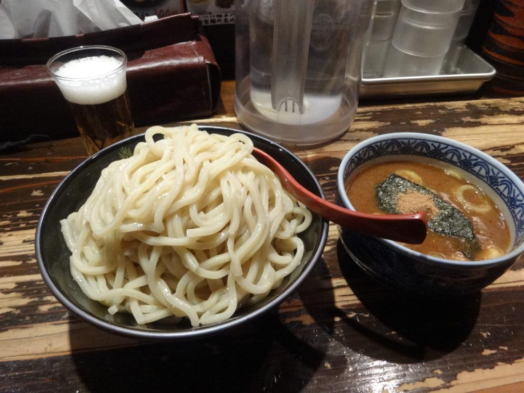 三田製麺所@恵比寿 つけ麺