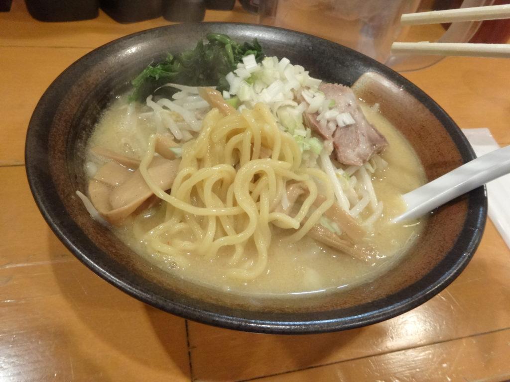 匠力@広尾の麺