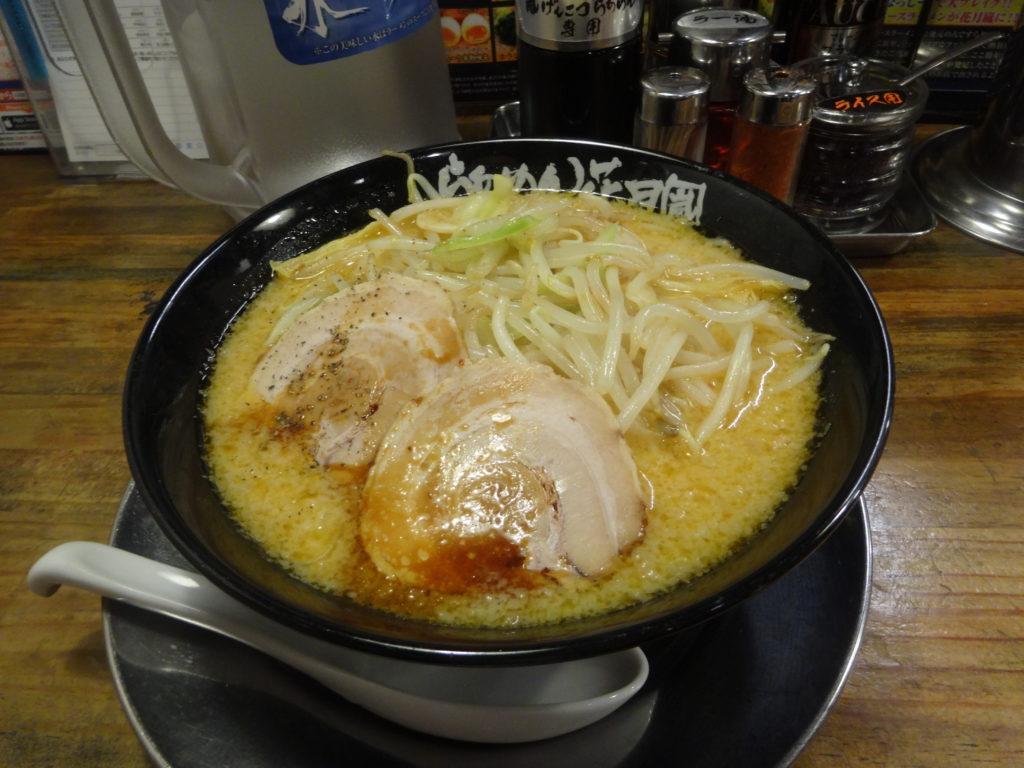 ラーメン花月@恵比寿 モンスター味噌