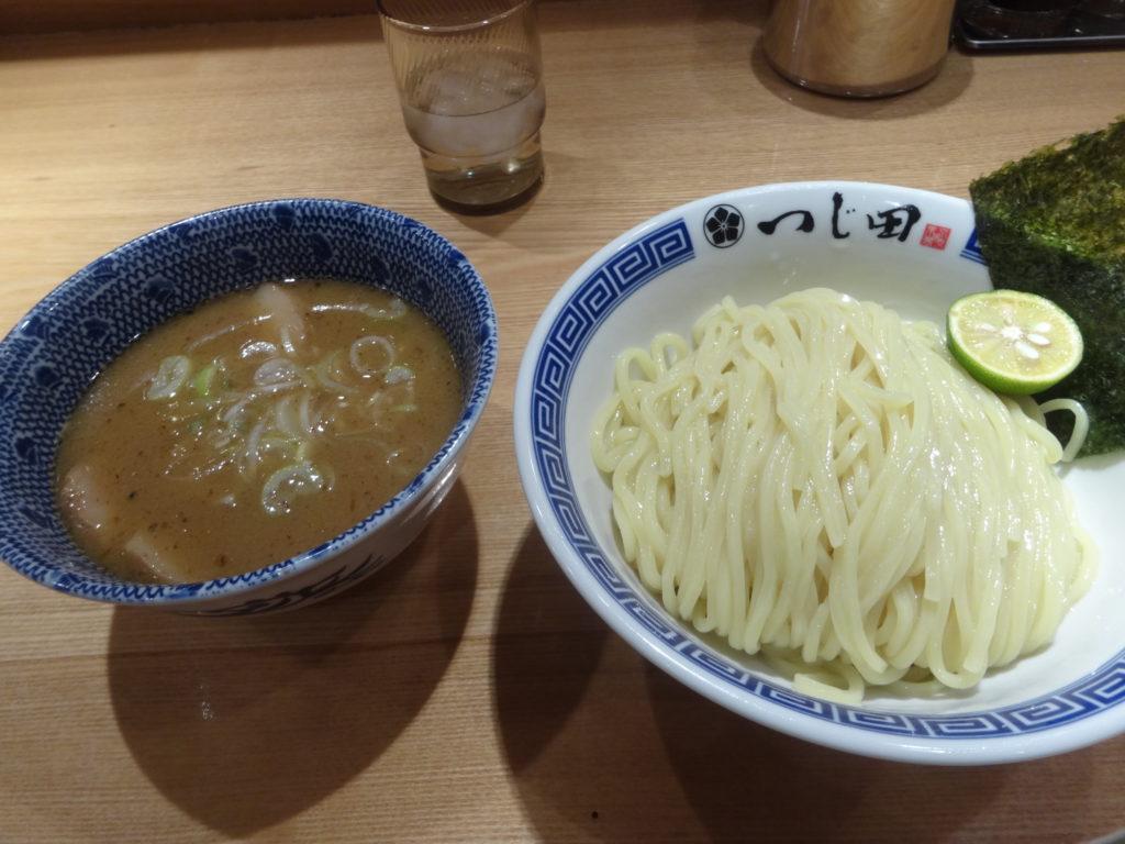 めん徳 二代目 つじ田@日本橋八重洲店 つけ麺