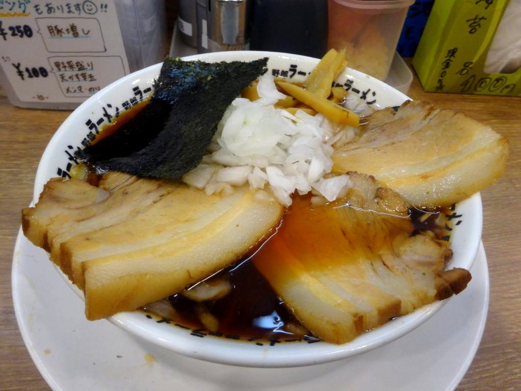 竹岡式肉醤油