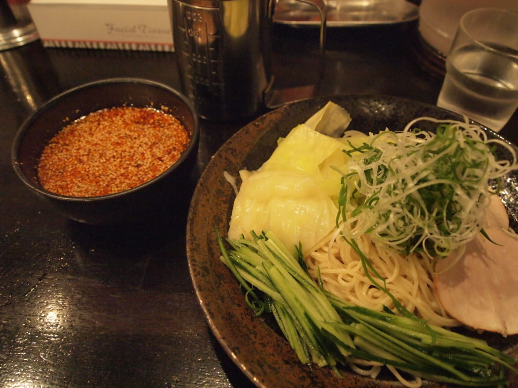 廣島つけ麺本舗 ばくだん屋 つけ麺