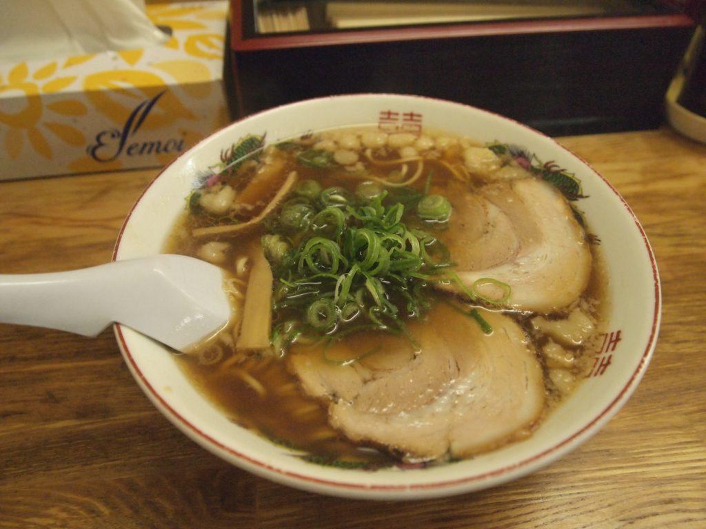 尾道ラーメン 細麺