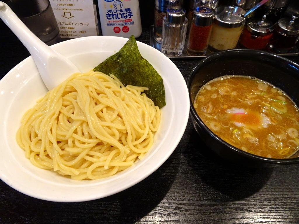 大勝軒まるいち@新宿店 つけ麺