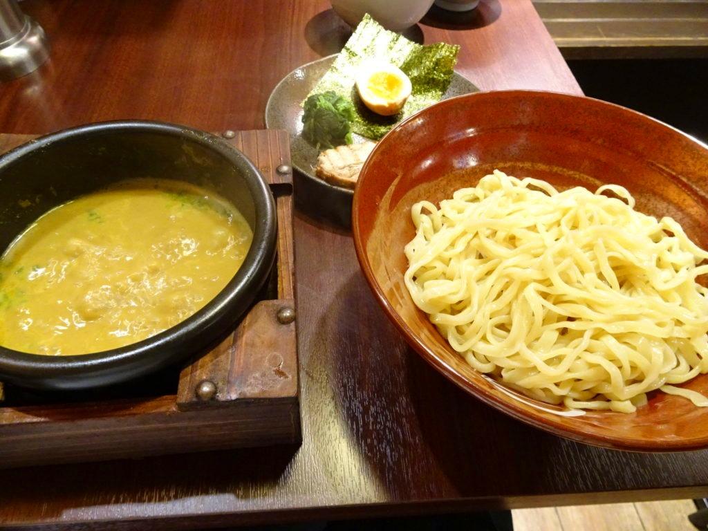 しゅういち カレーつけ麺
