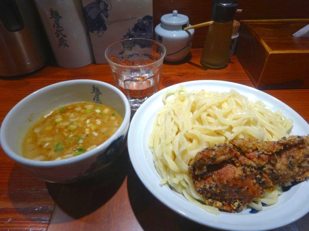 麺屋武蔵 二天 池袋店 のつけ麺