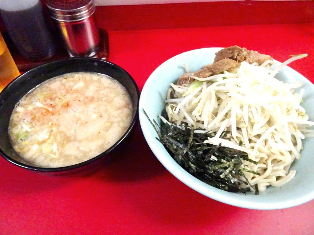 歌舞伎町二郎 つけ麺