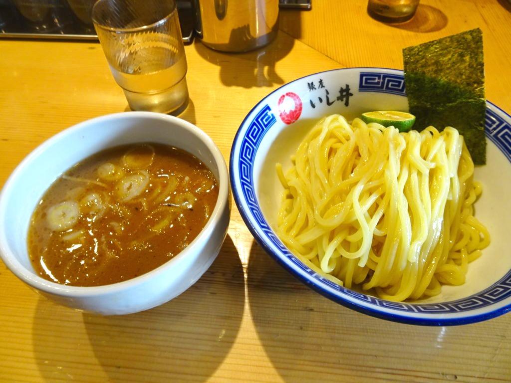 中華せいろ(つけ麺)