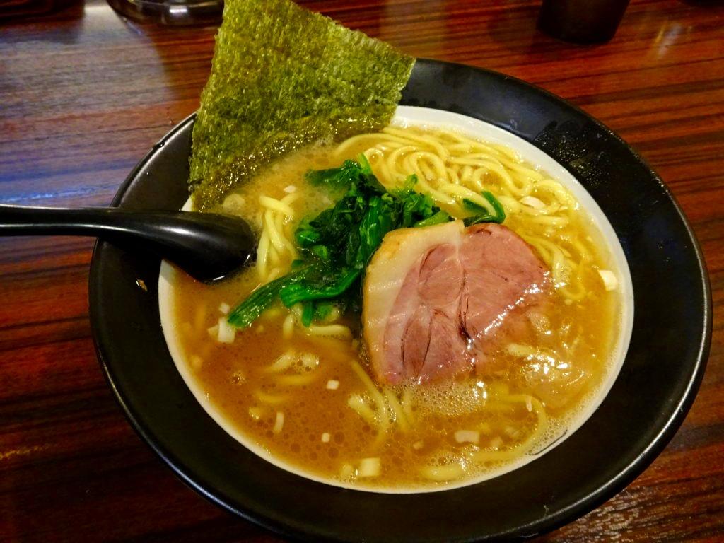 百麺 家系ラーメン(太麺)
