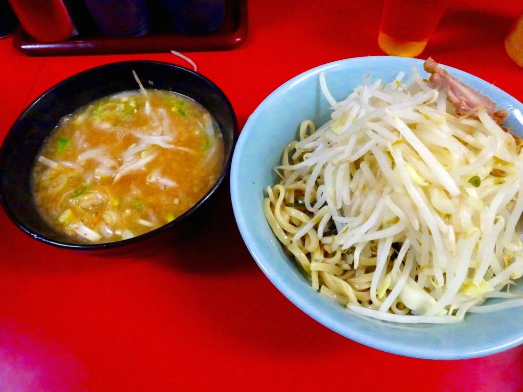 二郎 つけ麺