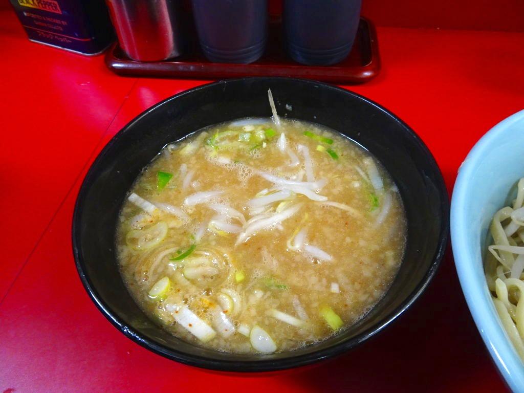 二郎 つけ麺スープ
