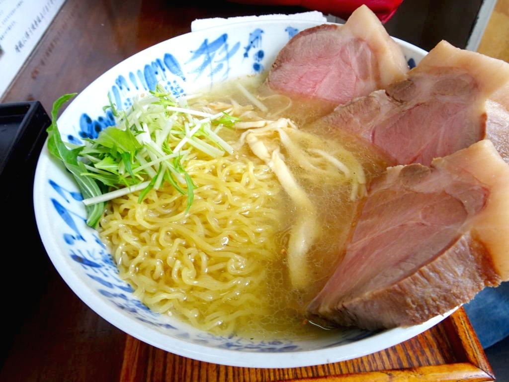 王道チャーシュー麺