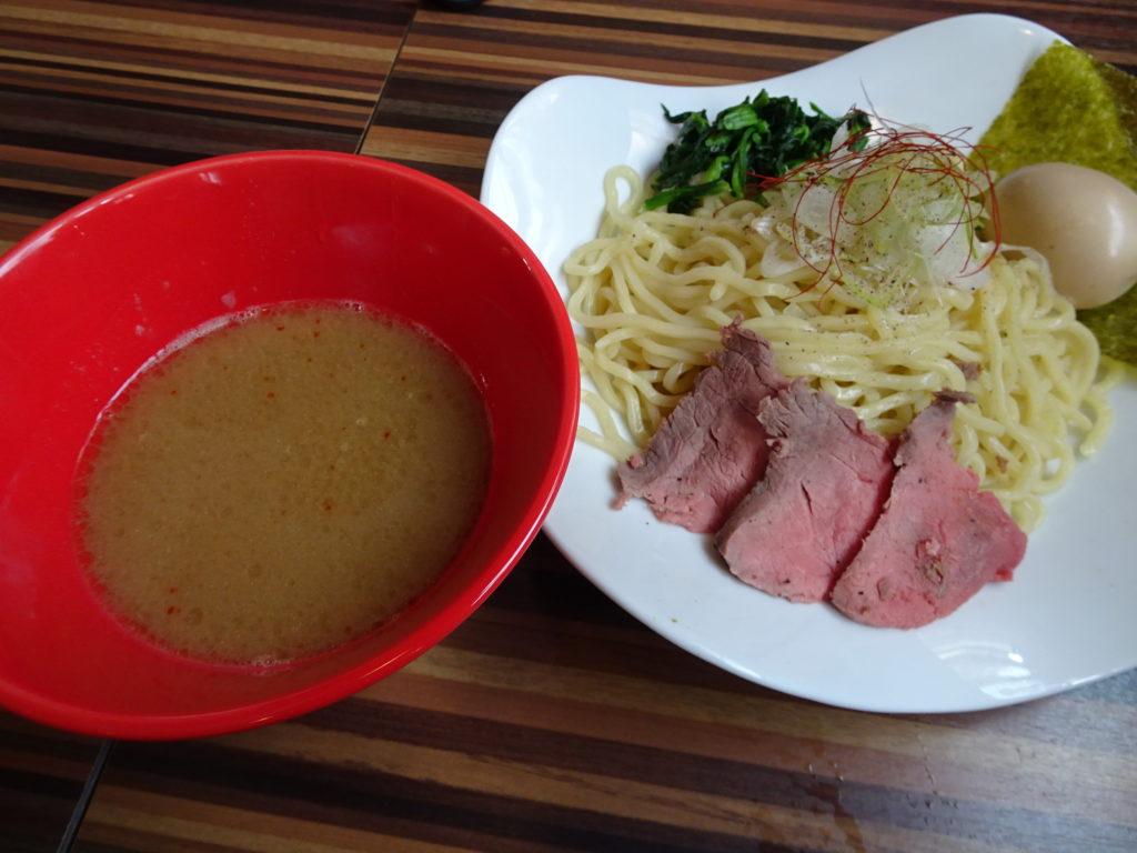 ラーメンダイニングJingu (RAMEN DINING JinGu) つけ麺