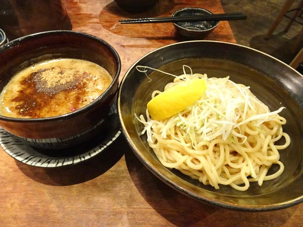 俺の創作らぁめん 極や 上野広小路店 (キワミヤ) つけ麺