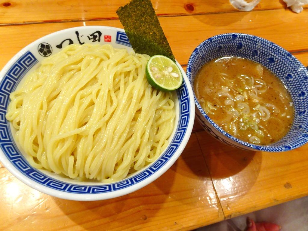 つじ田 神田御茶ノ水店 濃厚つけ麺