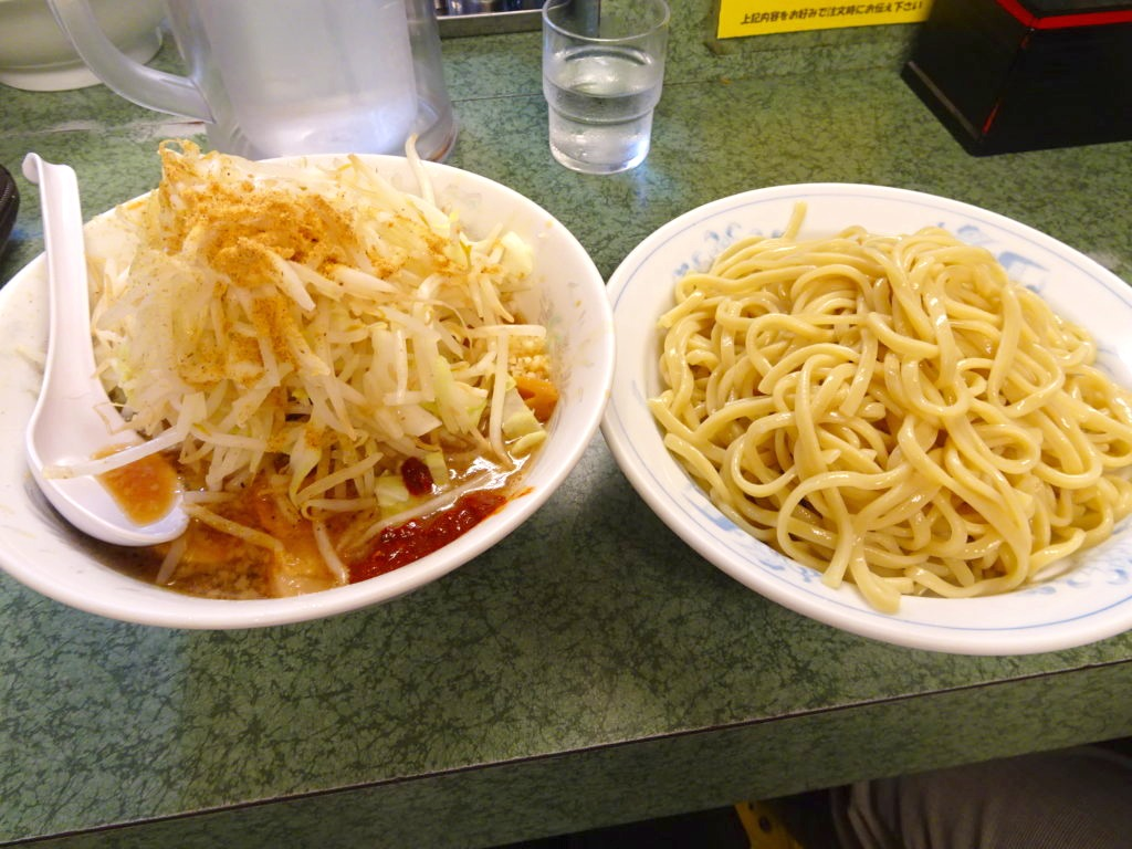 小滝橋二郎 つけ麺