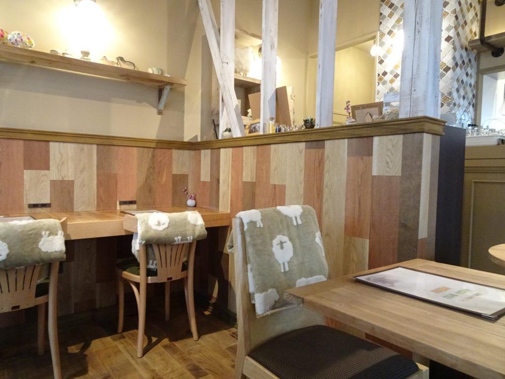 薬膳&米粉カフェ やまのひつじ店内の写真2