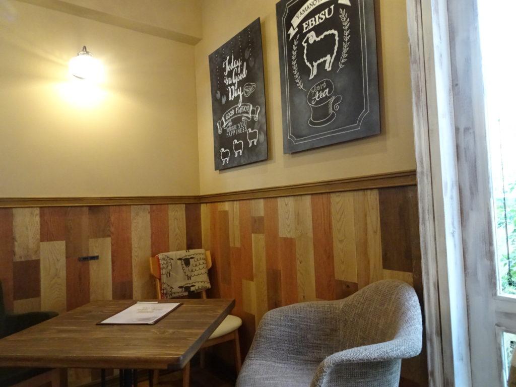 薬膳&米粉カフェ やまのひつじ店内の写真3