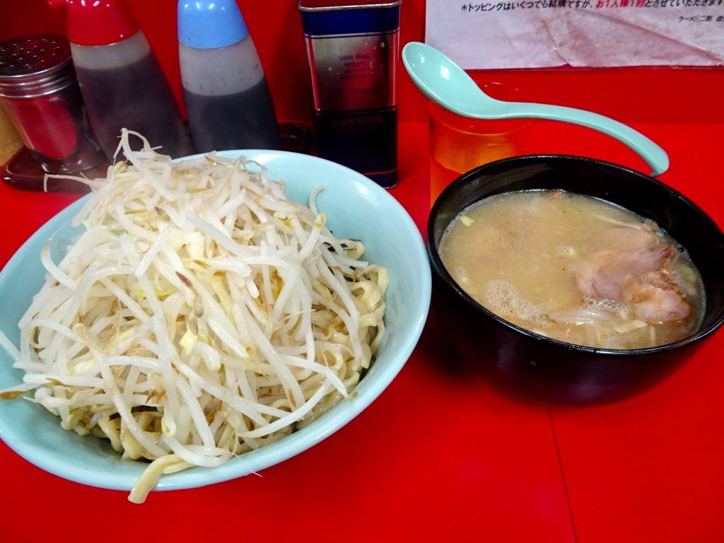 歌舞伎町二郎 大つけ麺