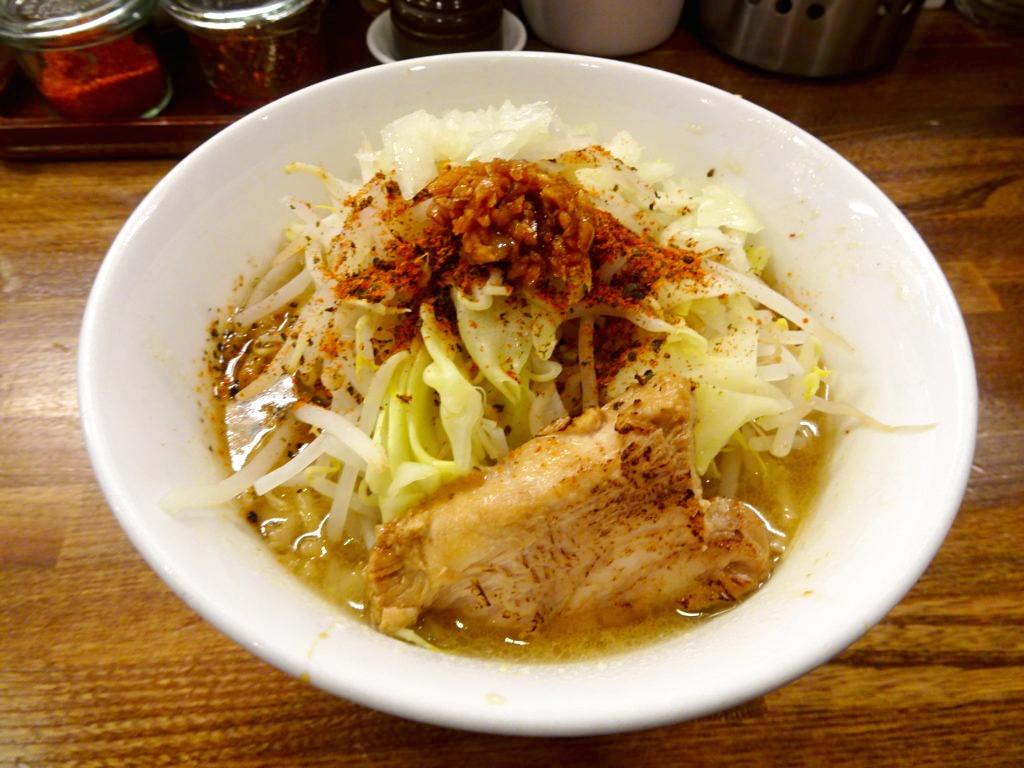 太麺濃厚味噌G