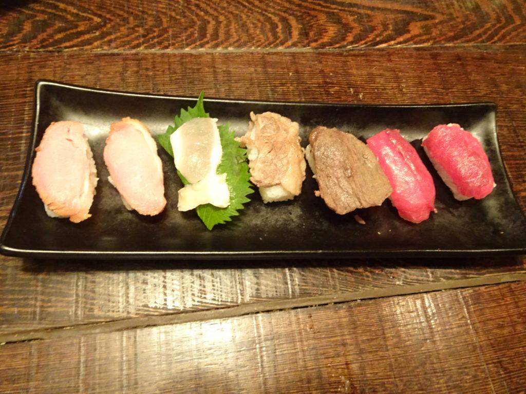 お寿司のおかわり
