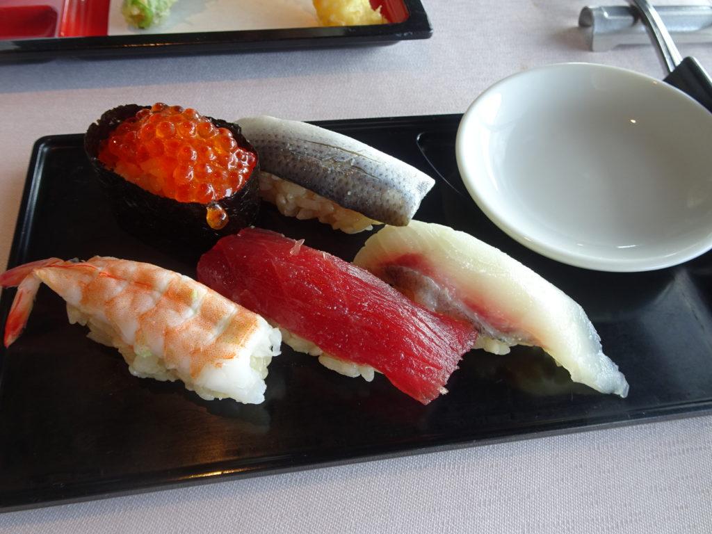 お寿司おかわり