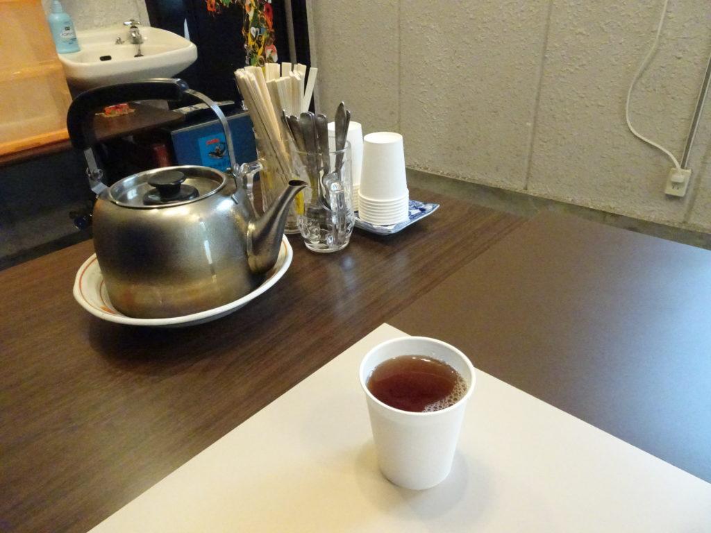 吉柳文化倶楽部 お茶