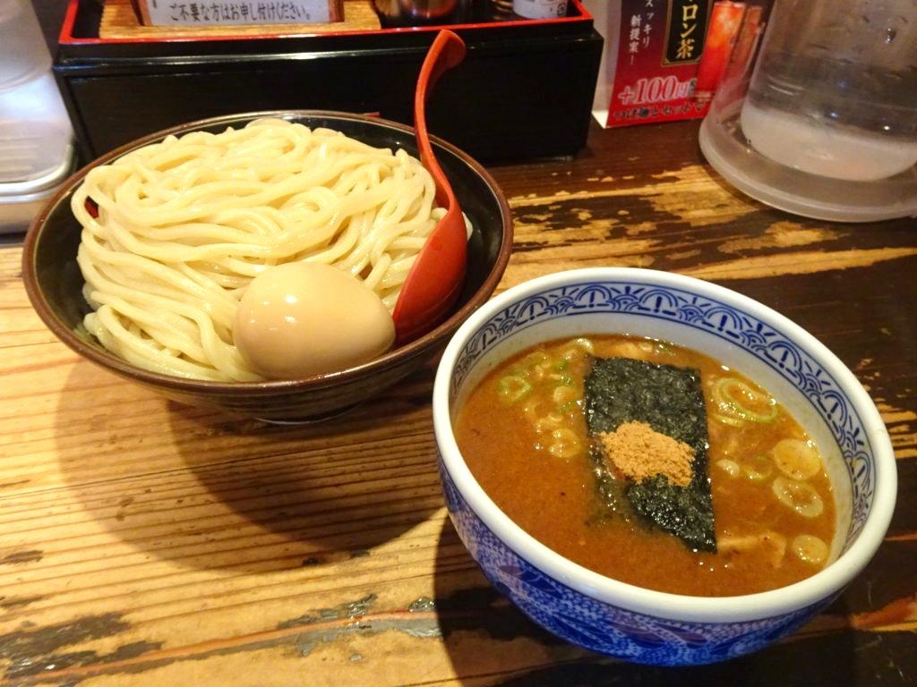 三田製麺所 恵比寿南店 つけ麺 あつもり
