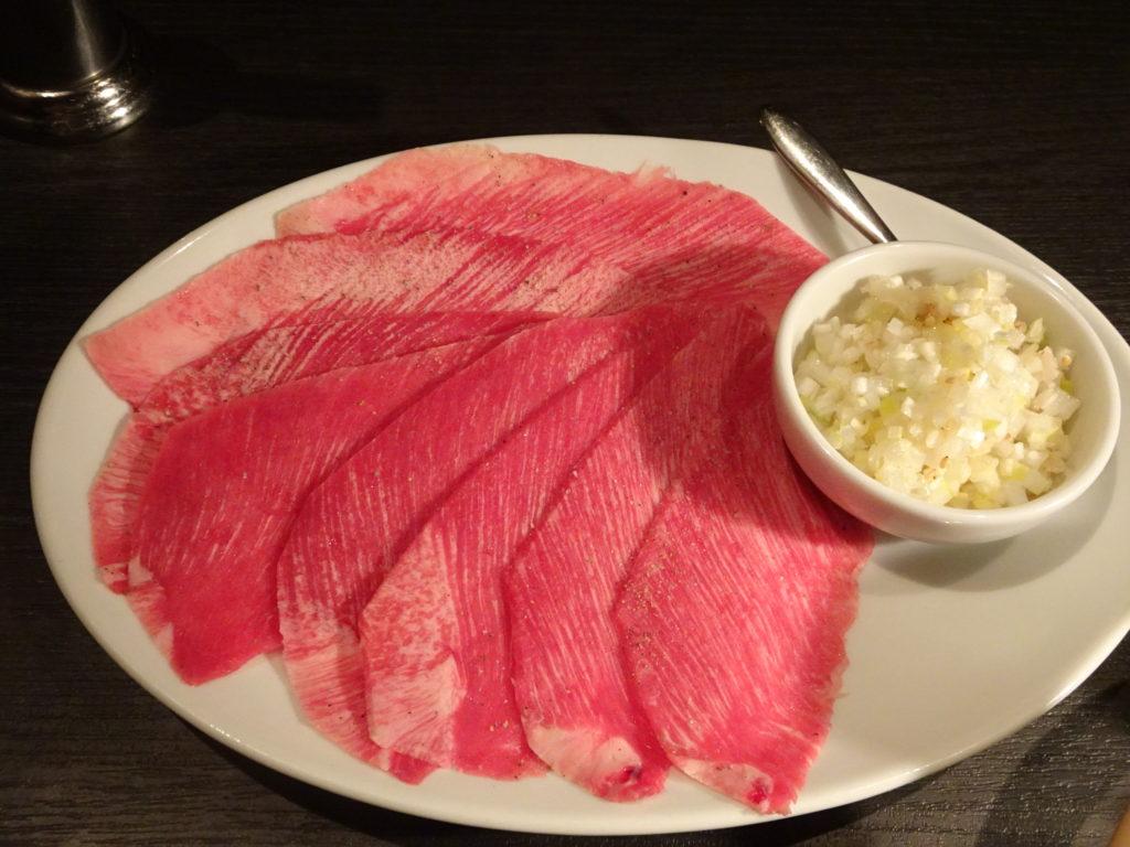 うしごろバンビーナ 恵比寿本店 (USHIGORO Bambina) お肉1