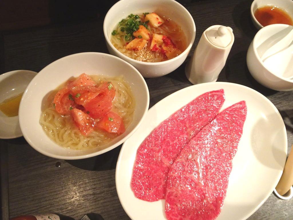 うしごろバンビーナ 恵比寿本店 (USHIGORO Bambina) お肉と冷麺