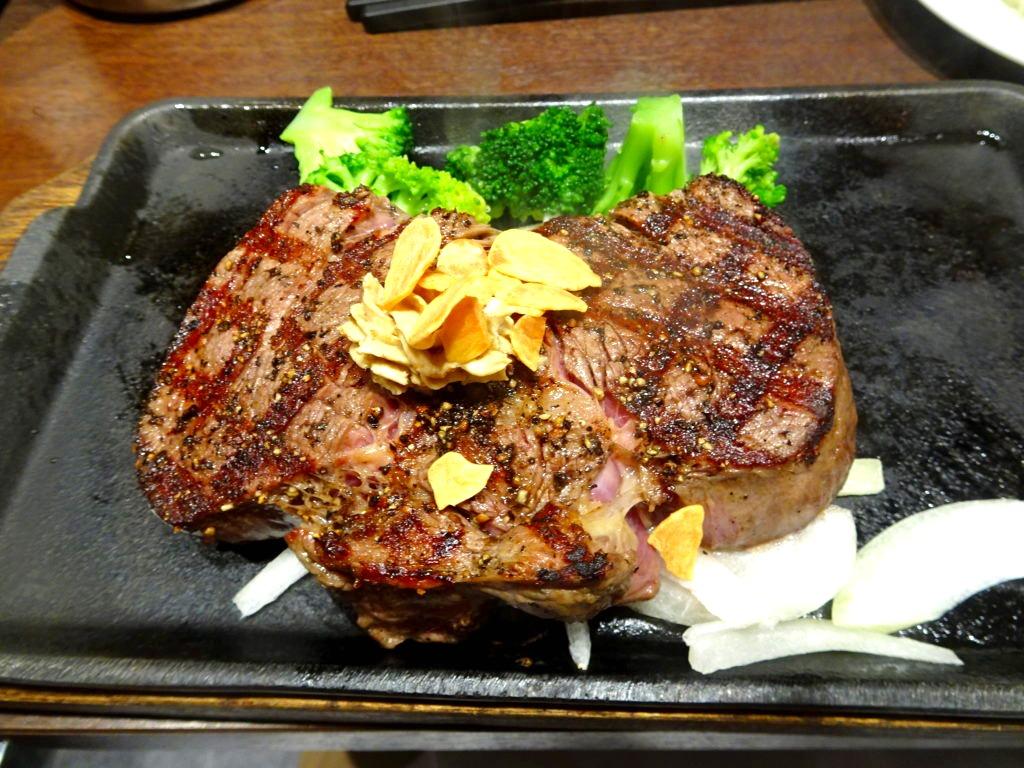 いきなりステーキ ヒレステーキ300グラム