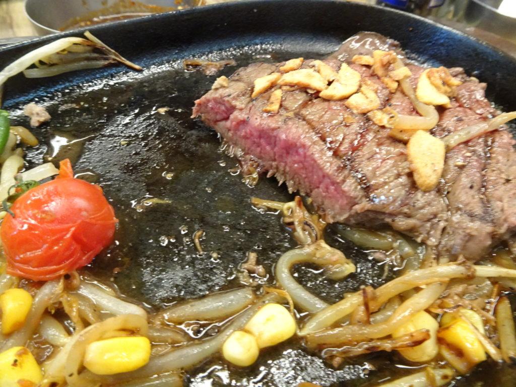 暖手ステーキ(230g) 焼き方