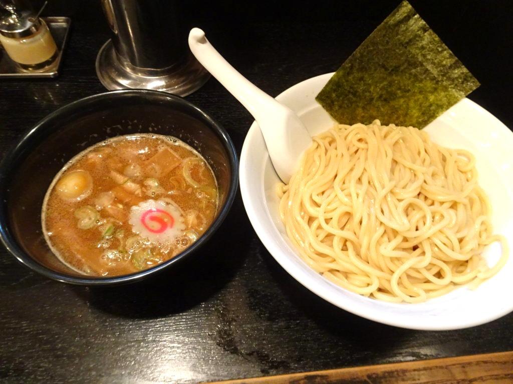 大勝軒 まるいち 新宿東南口店 つけ麺 冷盛り
