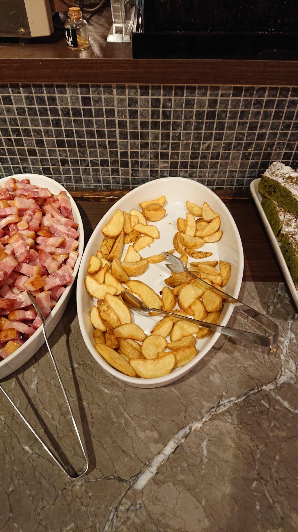 バルマルシェコダマ目黒 ビュッフェの料理6