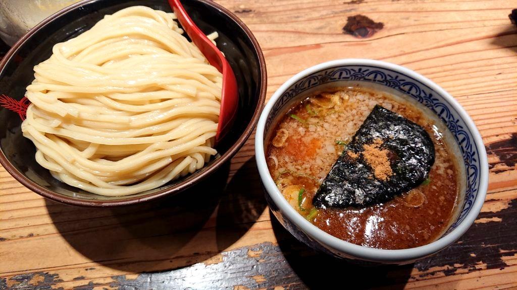 三田製麺所 背脂つけ麺
