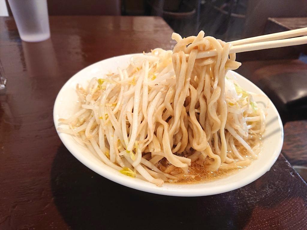 凛 渋谷店 太麺