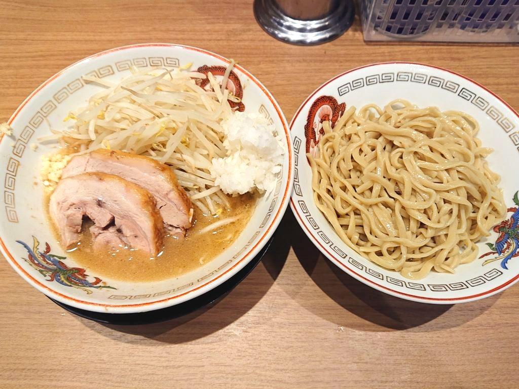 ラーメン豚山 上野店 つけ麺