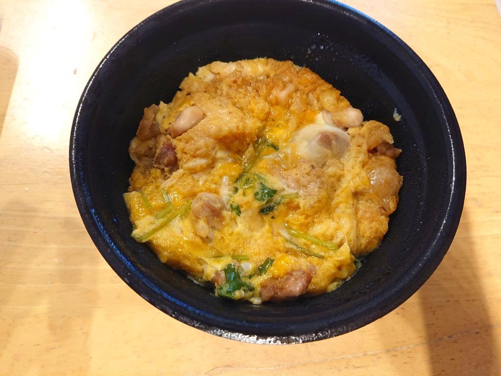 恵比寿 比内亭の親子丼