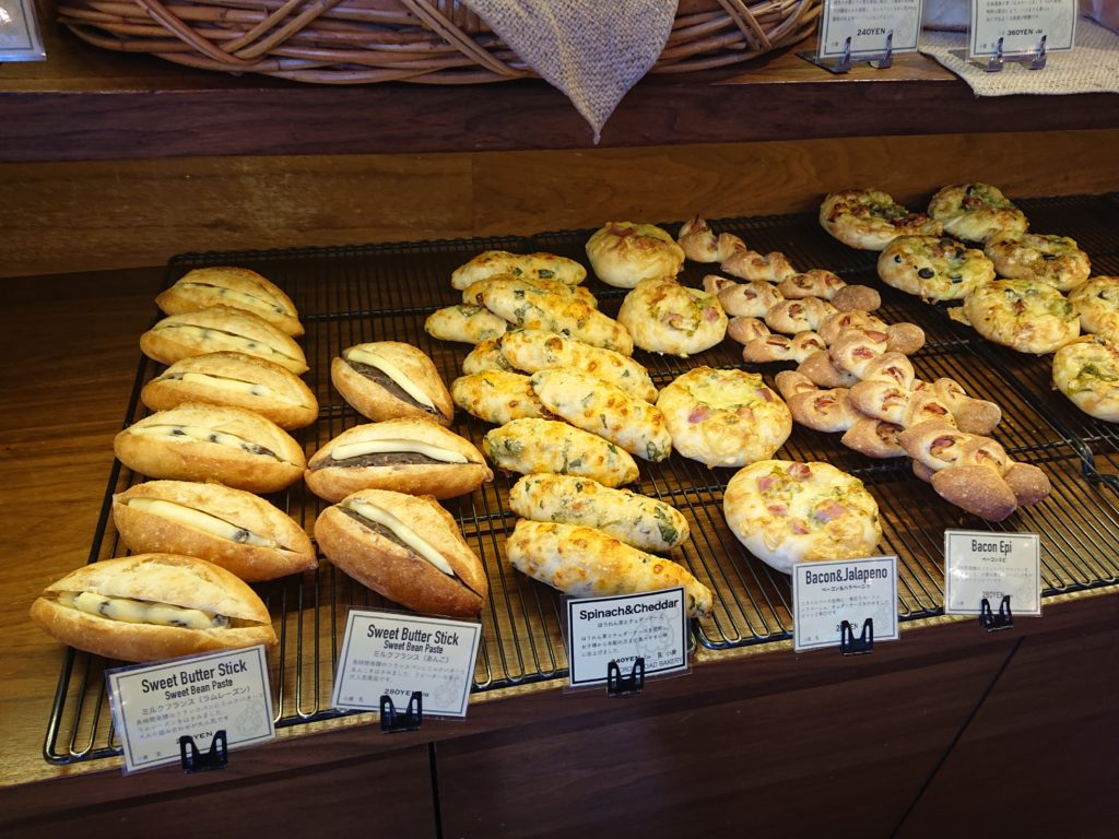 クロスロード ベーカリー 恵比寿本店 (Crossroad bakery) 食べ放題のパン4