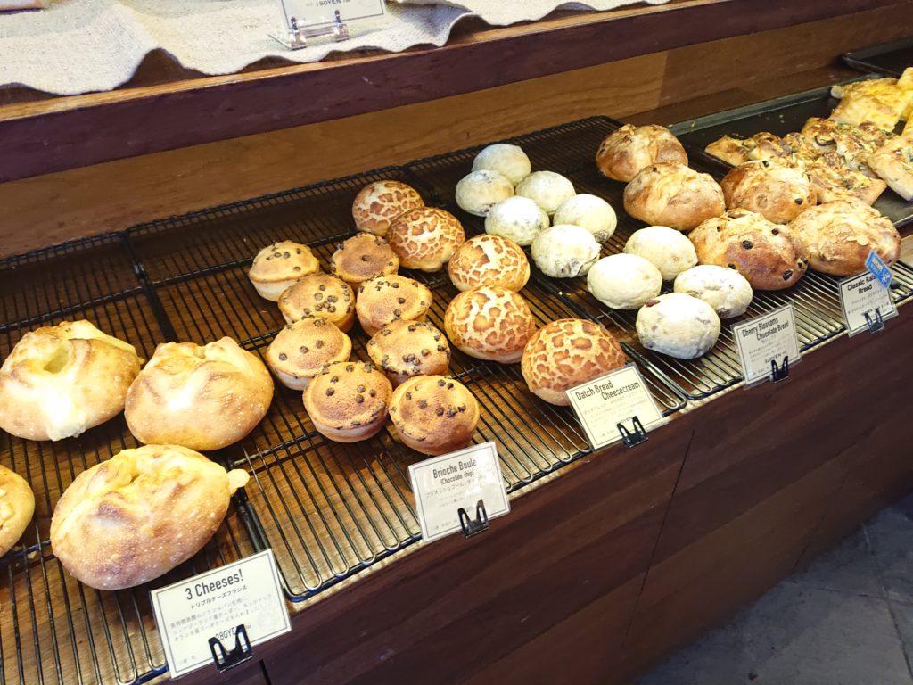 クロスロード ベーカリー 恵比寿本店 (Crossroad bakery) 食べ放題のパン5