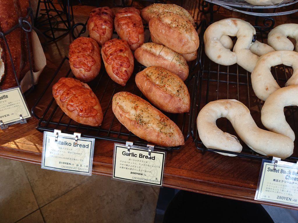 クロスロード ベーカリー 恵比寿本店 (Crossroad bakery) 食べ放題のパン9
