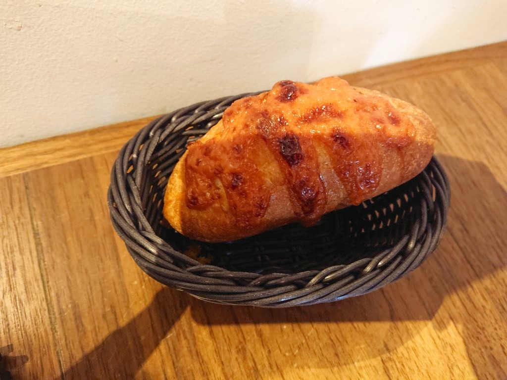明太子のパン
