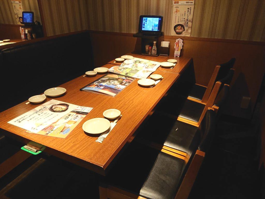北海道 新宿新宿東口店 個室