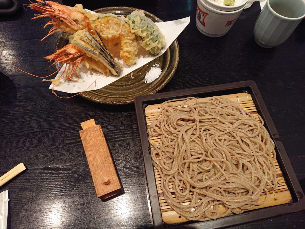 天せいろ(上) 2,090円